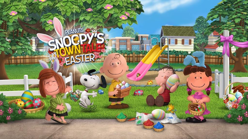 Snoopy's Town Tale | Pixowl – Mobile Games Studio
