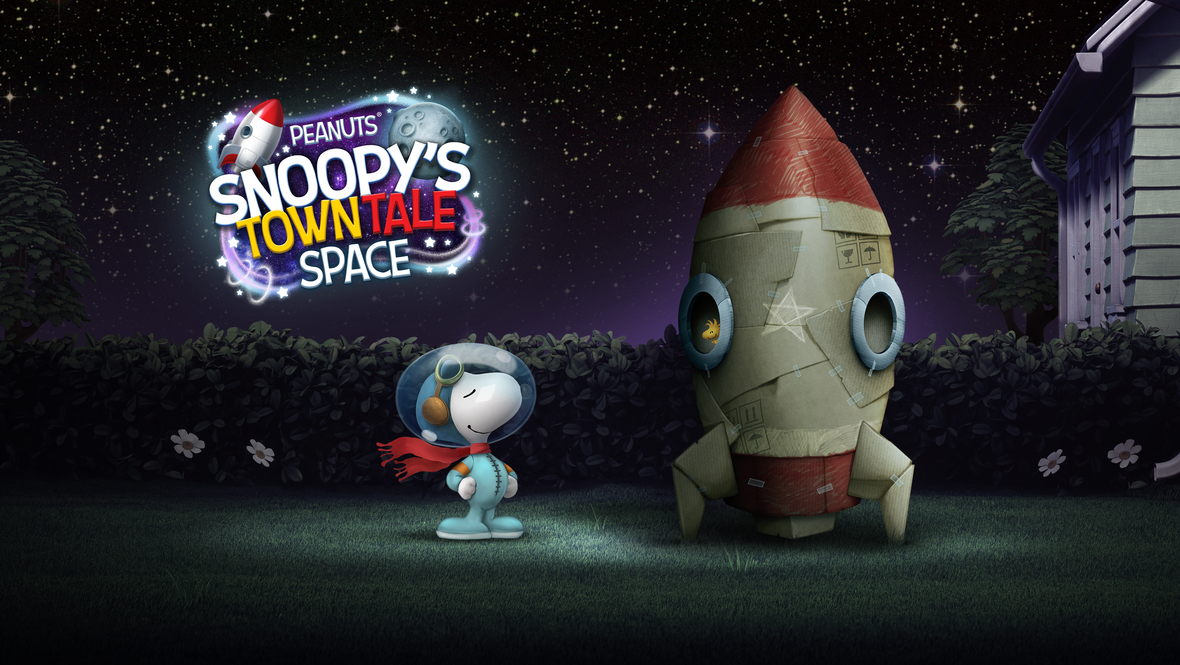 Snoopy's Town Tale | Pixowl – Mobile Games Studio